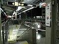 Midosuji Line Esaka station platform - panoramio - DVMG.jpg