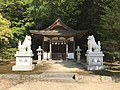 Mihoko Shrine in Oyamazumi Shrine.jpg
