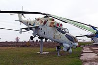 Mil Mi-24K, Ukraine - Air Force AN2087216.jpg