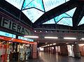 Milano staz metropolitana Amendola indicazioni Fiera.JPG