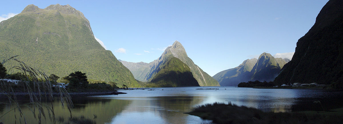 Sorry, milford new queenstown sound zealand the