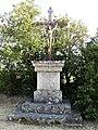 Millau Saint-Martin-du-Larzac crucifix.jpg
