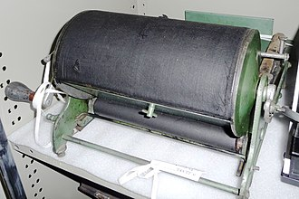 Mimeograph - Image: Mimeograph The National Duplicator