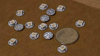 Adafruit Industries - Image: Mini Neo Pixel