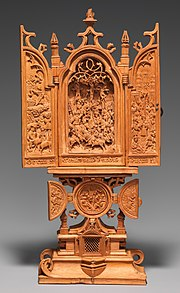 Gothic boxwood miniature wikipedia
