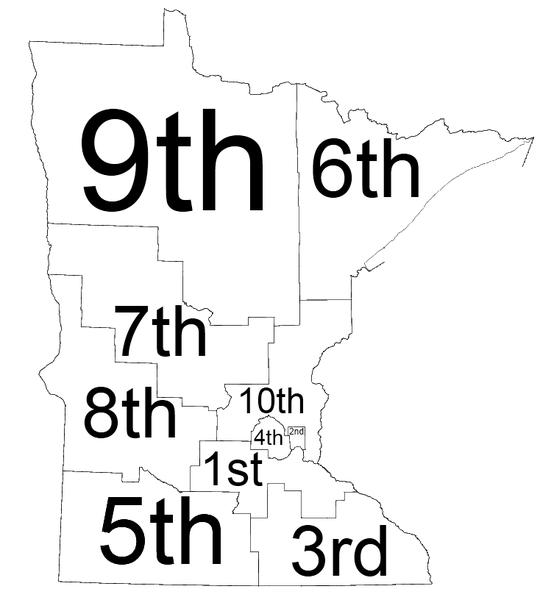 Minnesota District Courts On Wikinow