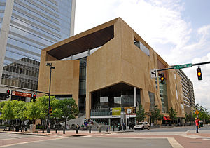Mint Museum - Mint Museum in uptown Charlotte
