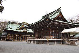 Mishima-taisha shaden.JPG