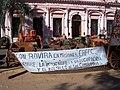 Misiones - Posadas - Manifestación agraria de 2007 en Casa de Gobierno.jpg