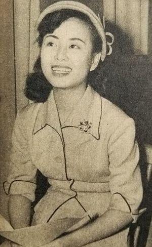 Hibari Misora - Hibari Misora in 1953