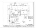 Mission Frame House, King and Kawaiahao Streets, Honolulu, Honolulu County, HI HABS HI,2-HONLU,19- (sheet 3 of 7).png