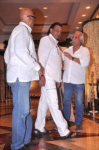 Rajesh Khanna - Celebrities at Rajesh Khanna's prayer meet