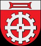 Das Wappen von Mölln