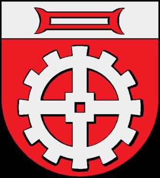 Mölln, Schleswig-Holstein - Image: Moelln Wappen
