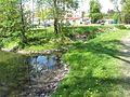 Mokřanský potok, přítok do Klášterního rybníka.jpg