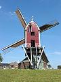 Molen Tot Voordeel en Genoegen trapbint 24 juni 2008.jpg