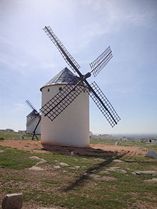 Molinos de campo de criptana wikipedia la enciclopedia for Piscina molino de viento y sombrilla