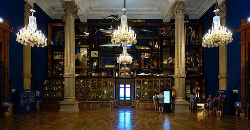 Monaco Oceanographic Museum 01