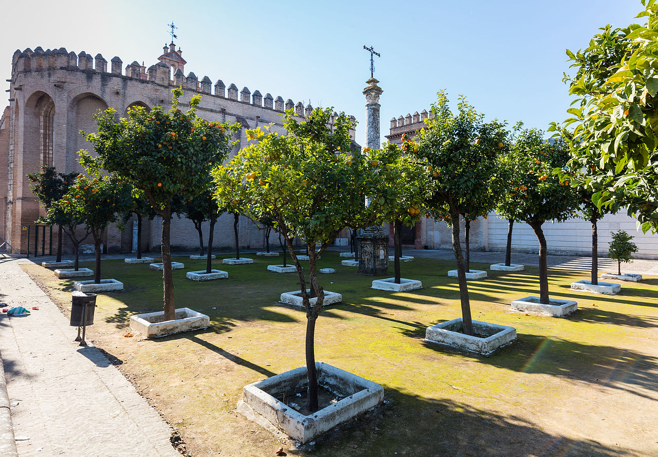 Monasterio San Isidoro de Campo Sevilla