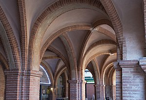 Montauban - Arcade at Place Nationale in Montauban