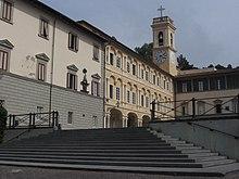 Santuario della Madonna di Montenero patrona della Toscana
