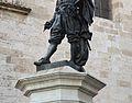 Monument al pintor Ribera de València, detall.JPG