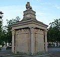 Monumentales Kriegerdenkmal 1870-71 aus dem Jahr 1911 von Oswald Bieber, München - panoramio.jpg