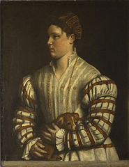 Portrait of Eleonora Averoldi