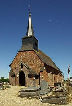 Morvillers Saint Saturnin Eglise.JPG