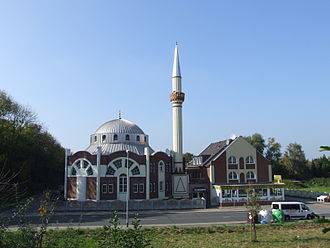 Islam in Germany - A mosque in Essen