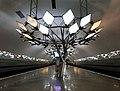 Moscow metro Troperevo 2019-12 hall .jpg