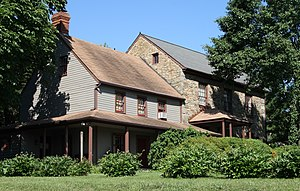 National Register of Historic Places listings in Carroll County, Maryland - Image: Moses Brown House