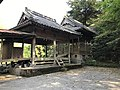 Moshiden of Kewarabi Shrine.jpg