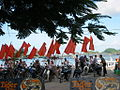 Motorbike taxi drivers in Cat Ba town.JPG