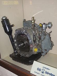 Mazda 3 Wiki >> Citroën GS Birotor — Wikipédia