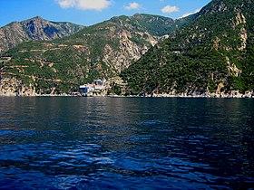 Mount Athos by cod gabriel 21.jpg