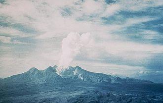 Mount Lamington - After the devastating 1951 eruption