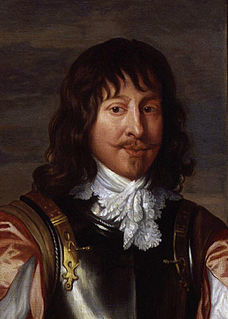 Mountjoy Blount, 1st Earl of Newport Master of ordnance to Charles I of England