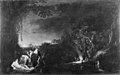 Moyses van Wtenbrouck - Måneskinslandskab med mytologisk (^) motiv - KMSsp373 - Statens Museum for Kunst.jpg