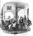 Mrs Bardell Mr Pickwick Browne 1837.jpg