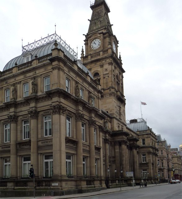 Municipal Building, Dale Street - geograph.org.uk - 1021230