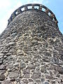 Muralla Hostalric Torre d'Ararà2.jpg