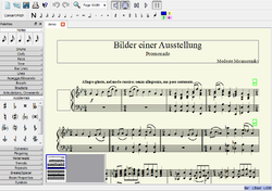 MuseScore 0.9.5, a Windows Vista