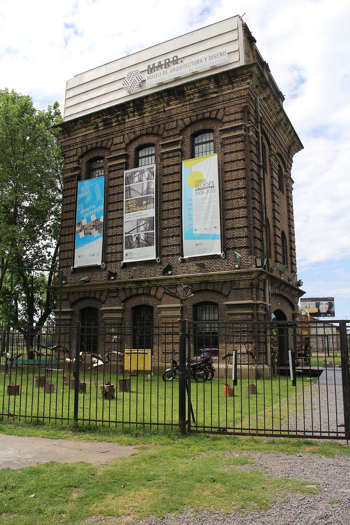 Museo de arquitectura y dise o wikipedia la enciclopedia libre - Arquitectura y diseno ...