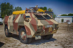 Museo del Aire - armored vehicle.jpg
