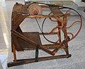 Museo delle Grigne - E 330 - Mola sul carretto dell'arrotino.JPG