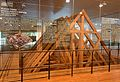 Museum of the History of Polish Jews Gwoździec Synagogue roof.JPG