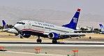 N305AW US Airways 1988 Boeing 737-3G7 (cn 24012-1612) (36117075240).jpg