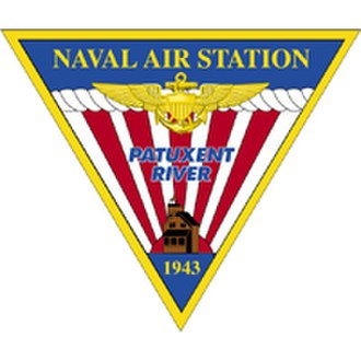Naval Air Station Patuxent River - Image: NAB Patuxent River Patch