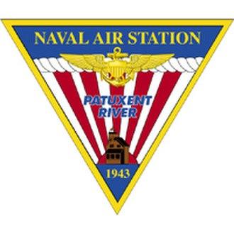 Naval Air Station Patuxent River - Image: NAB Patuxent River Patch